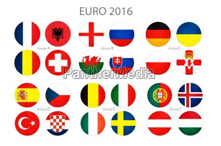 euro, cup, groups - 15799005