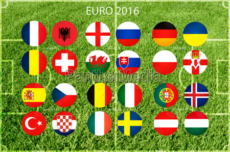 euro, cup, groups - 15799007