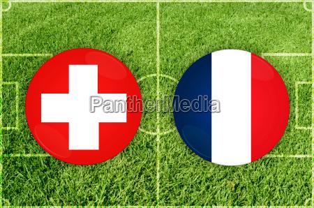 football, match, symbols - 15799031