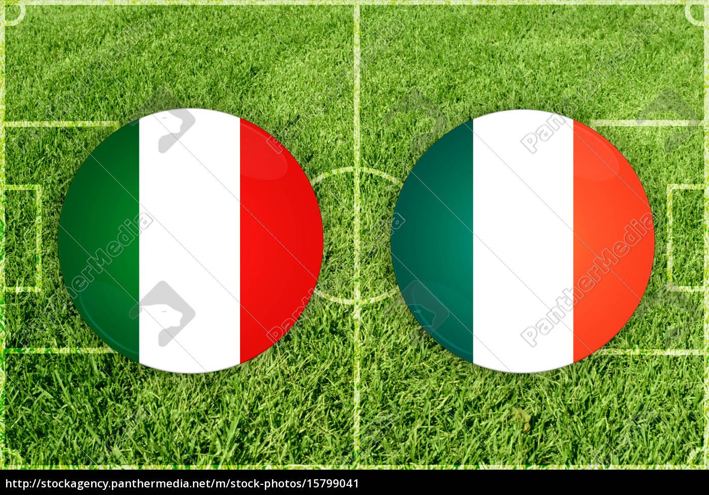 football, match, symbols - 15799041