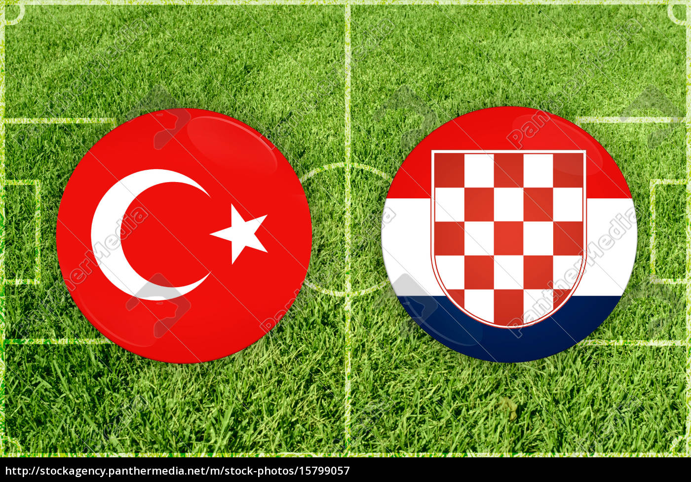 football, match, symbols - 15799057