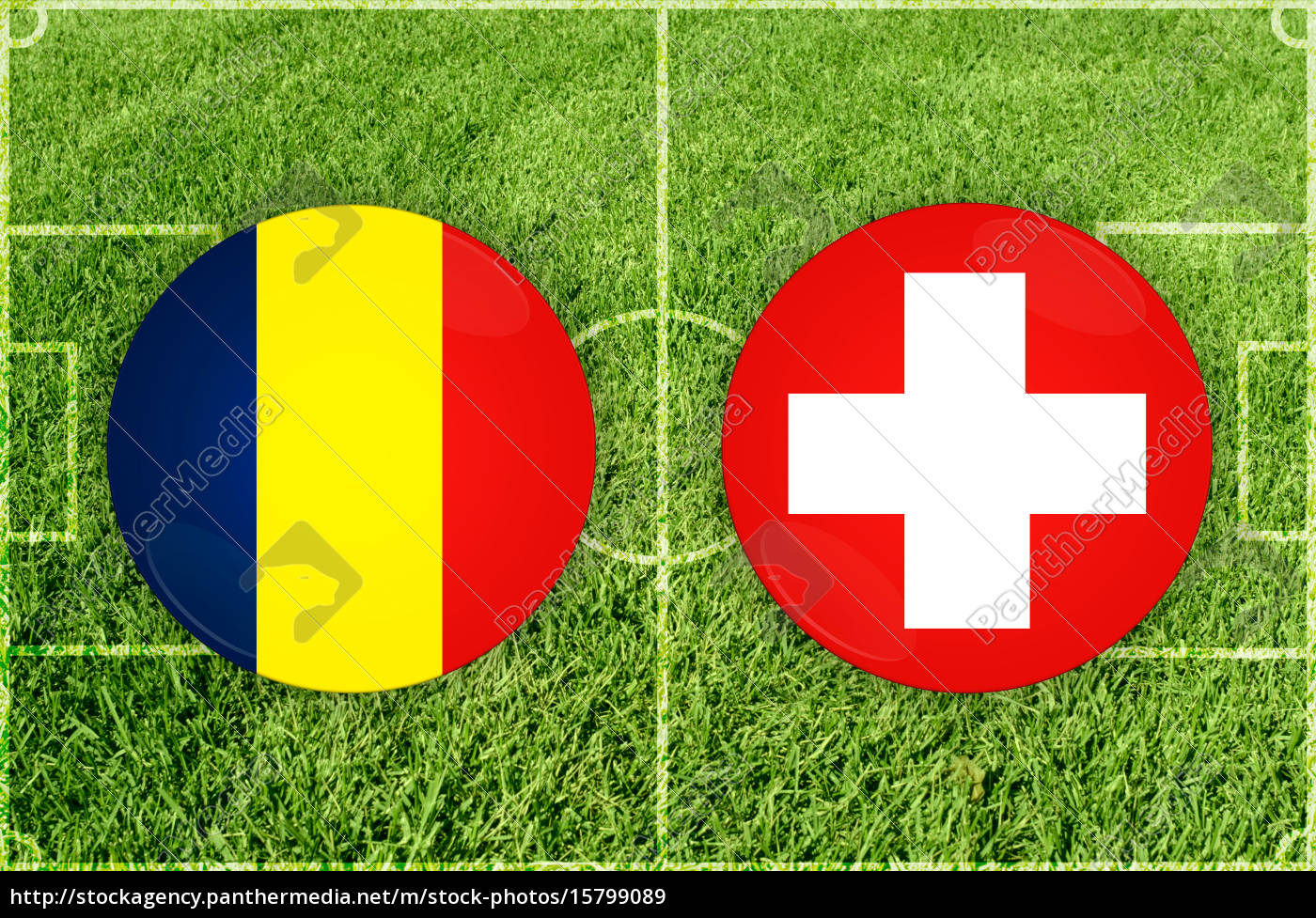 football, match, symbols - 15799089