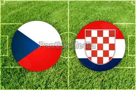 football, match, symbols - 15799101