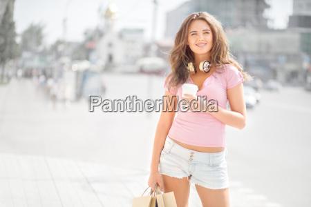 break, after, shopping. - 15800335