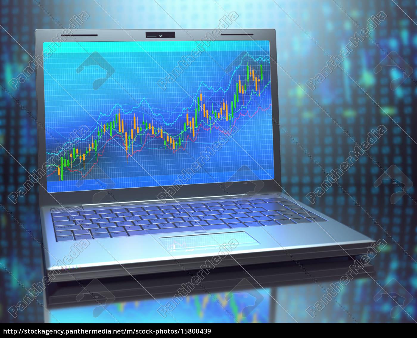 stock, market - 15800439