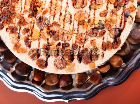 tiramisu with chestnuts tiramisu with chestnuts