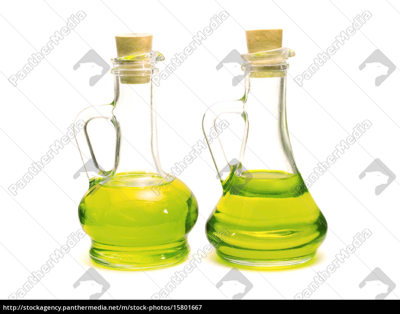 bottles, of, olive, oil - 15801667