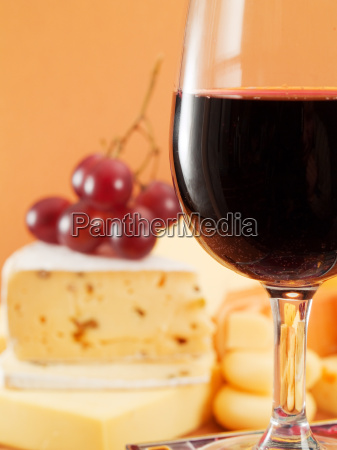cheese, and, wine - 15801773