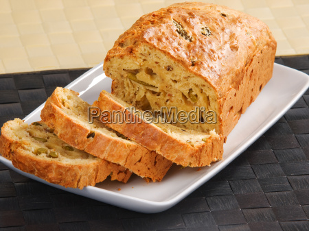 homemade, bread, with, vegetables, homemade, bread, with - 15801071