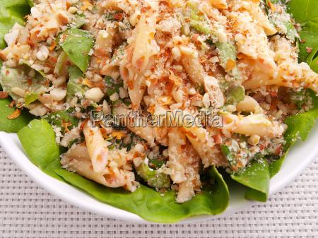 penne, salad, penne, salad, penne, salad, penne, salad, penne, salad, penne - 15801619