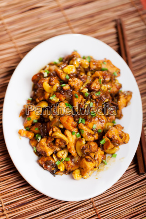 thai, chicken, with, cashew, thai, chicken, with - 15801519