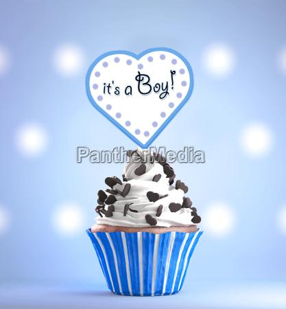 newborn baby boy card message on