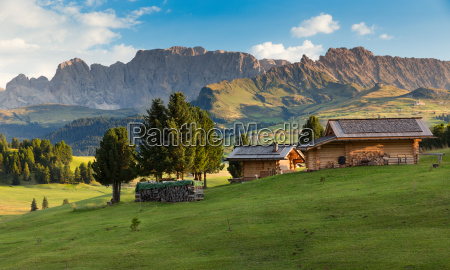 chalets at seiser alm south tyrol