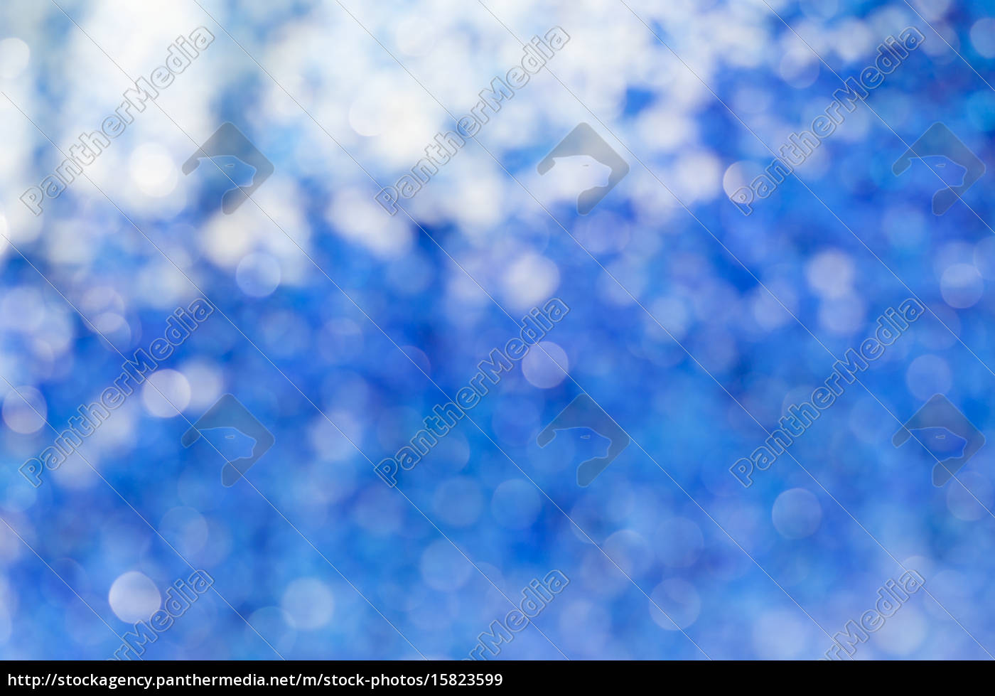 blue, blurred, background - 15823599