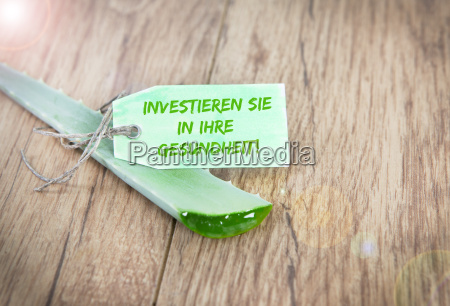aloevera invest in their health