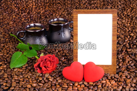 frame for photo with white background