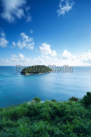 asia riva del mare spiaggia thailandia