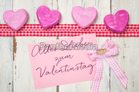 pink card alles liebe zum