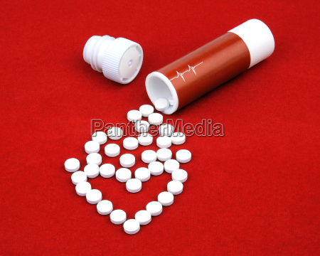 the, tablets, from, heart, disease, spill - 15940311