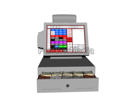 optional cash register