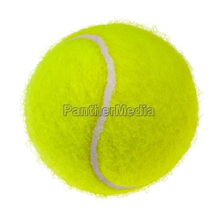 tennis ball cutout