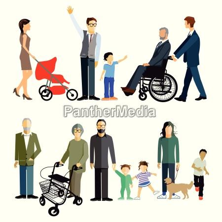 family generations