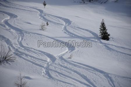 stallersattel defereggen valley winter sports skiing