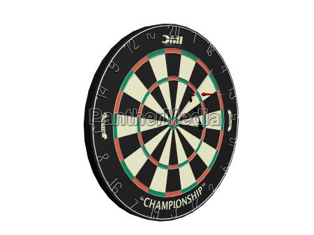 exempted dartboard