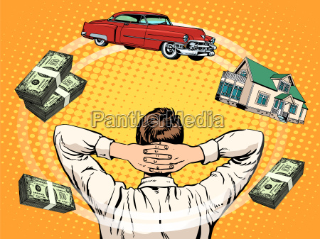 business dreams buyer home car income