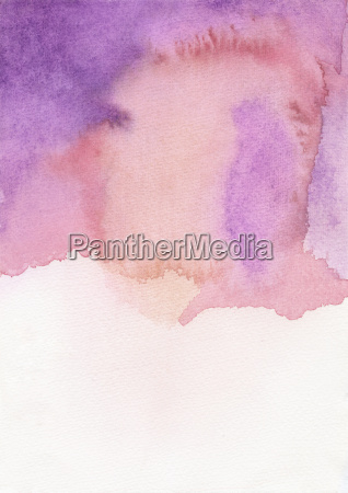watercolor background purple red