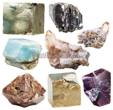 lot, of, natural, mineral, crystal, gemstones - 16028799