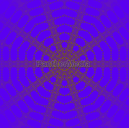 abstract geometric seamless background shiny circular