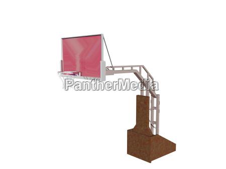 basketball hoop released