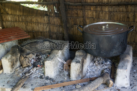 traditional cambodian kitchen