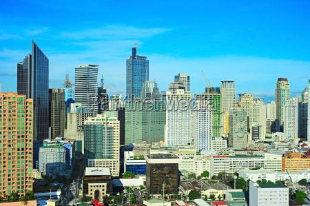 business center of manila philippines