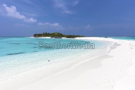 maldives island in lhaviyani atoll