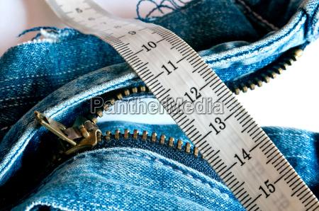 tape and zipper