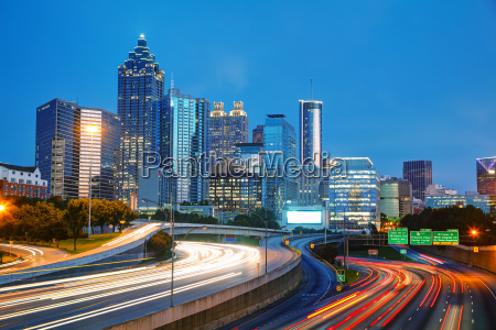 downtown atlanta georgia