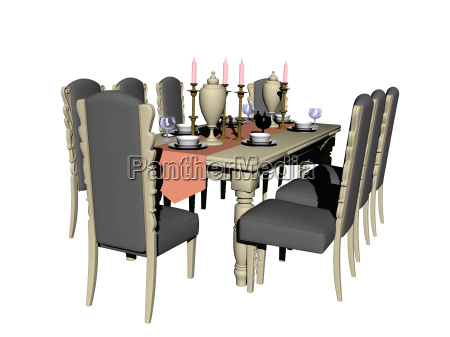 exempted festive table