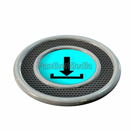 download button round insulated to