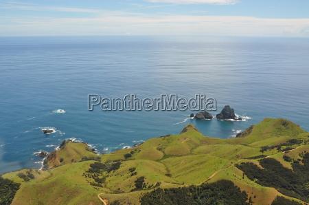 new zealand north island bay