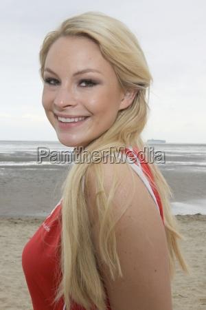 jana julie kilka jessica stiehl beach
