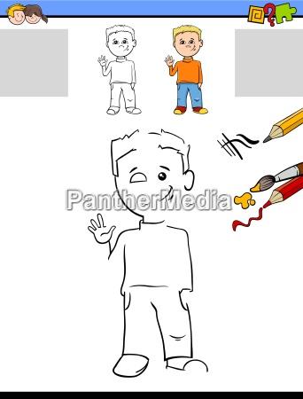 educational task for kids