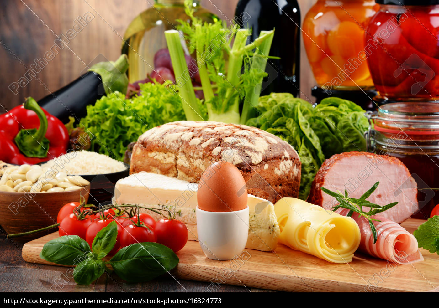 composition, with, variety, of, organic, food - 16324773