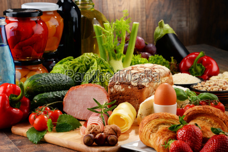composition, with, variety, of, organic, food - 16324785