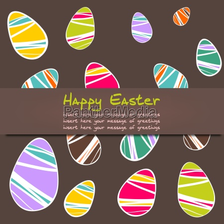 cheerful, easter, background, with, colorful, decorated - 16325117