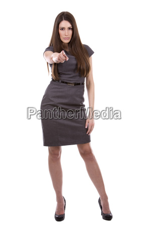 business, young, woman - 16326943