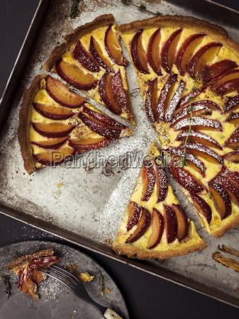 plumen tarte