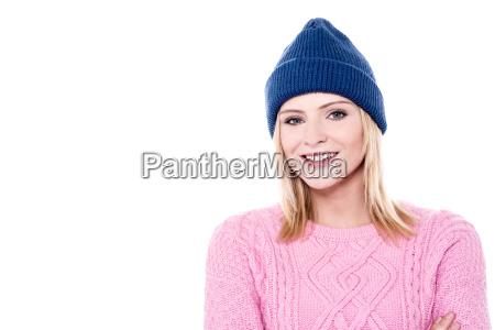 how, is, my, new, winter, cap! - 16327161