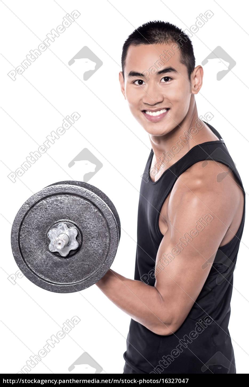 i, like, to, lift, dumbbell! - 16327047